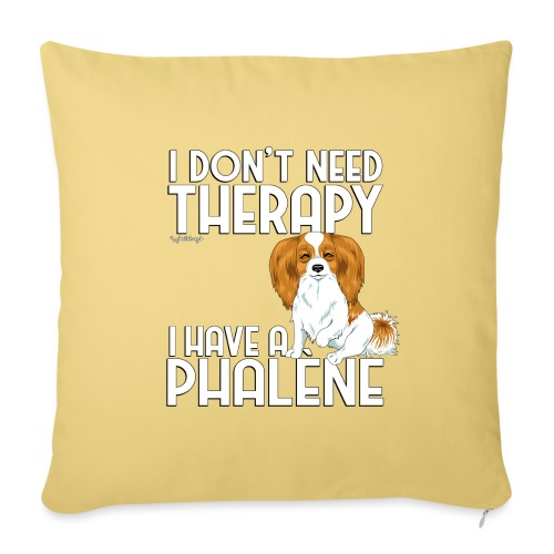 phaletherapy - Sofa pillowcase 17,3'' x 17,3'' (45 x 45 cm)