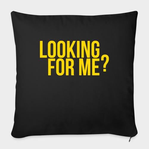 lookingforme2 - Sofa pillowcase 17,3'' x 17,3'' (45 x 45 cm)
