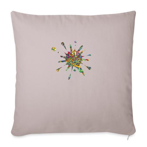 La Mancha creative - Sofa pillowcase 17,3'' x 17,3'' (45 x 45 cm)