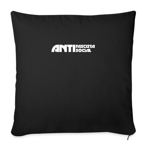 Antifaso_vit - Soffkuddsöverdrag, 45 x 45 cm