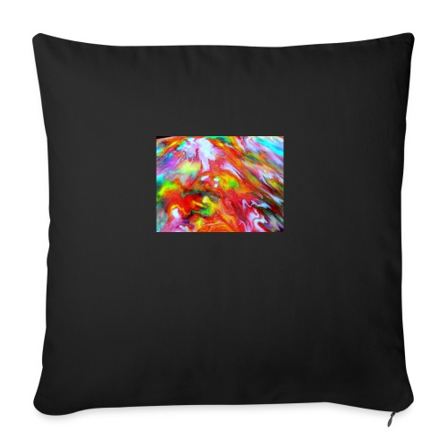 abstract 1 - Sofa pillowcase 17,3'' x 17,3'' (45 x 45 cm)