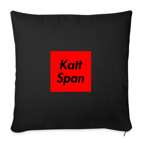 Katt Span - Sofa pillowcase 17,3'' x 17,3'' (45 x 45 cm)