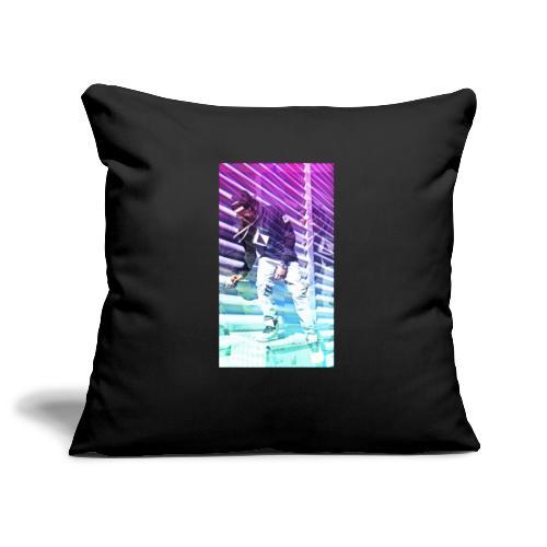 Neon HDR - Sofa pillowcase 17,3'' x 17,3'' (45 x 45 cm)