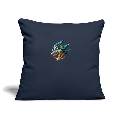 AZ GAMING WOLF - Sofa pillowcase 17,3'' x 17,3'' (45 x 45 cm)