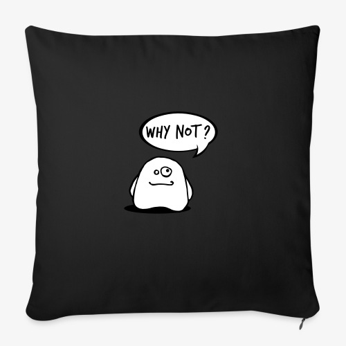 gosthy - Sofa pillowcase 17,3'' x 17,3'' (45 x 45 cm)