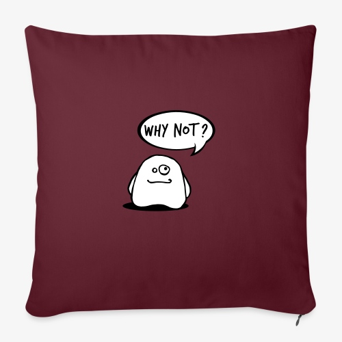 gosthy - Sofa pillowcase 17,3'' x 17,3'' (45 x 45 cm)