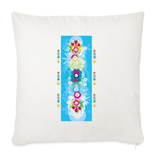 melange color - Housse de coussin décorative 45x 45cm