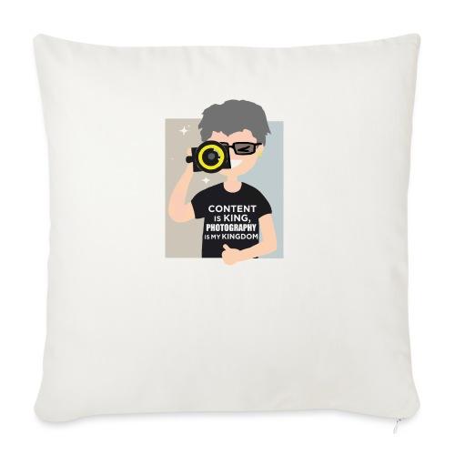 Giulia Adami - Copricuscino per divano, 45 x 45 cm