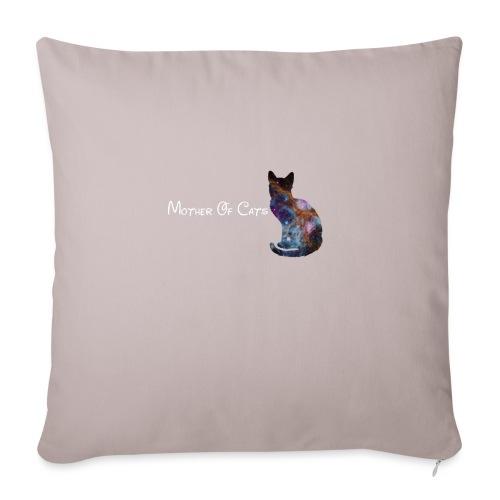Mother Of Cats - Copricuscino per divano, 45 x 45 cm