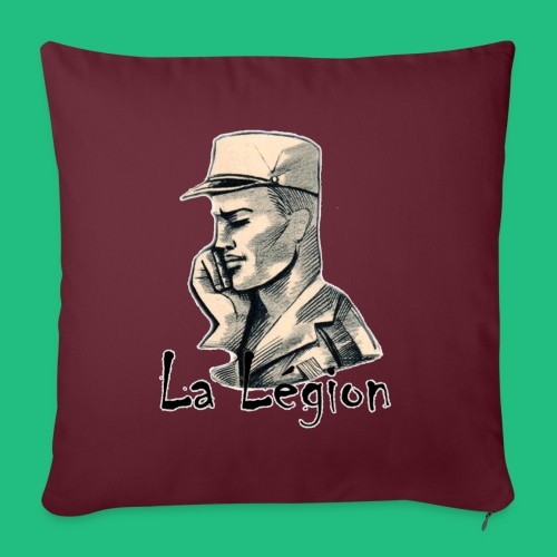 la legion - Housse de coussin décorative 45x 45cm