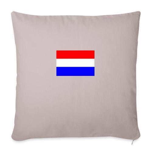 vlag nl - Sierkussenhoes, 45 x 45 cm