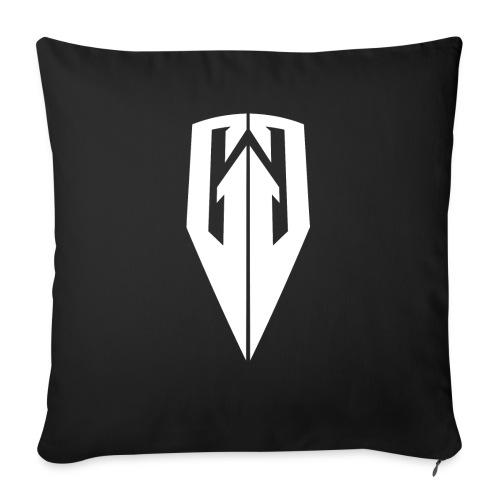 Kingdom Customs Shop Tee Womens - Sofa pillowcase 17,3'' x 17,3'' (45 x 45 cm)