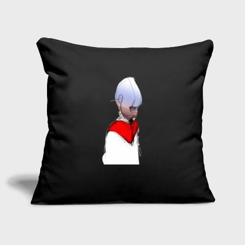 Android Bishop - Sofa pillowcase 17,3'' x 17,3'' (45 x 45 cm)