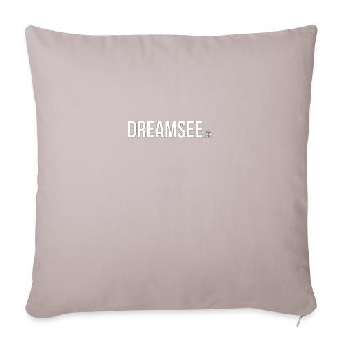 Dreamsee - Housse de coussin décorative 45x 45cm