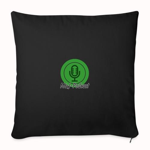 Michael & Jesper - Podcast (Premium) - Pudebetræk 45 x 45 cm