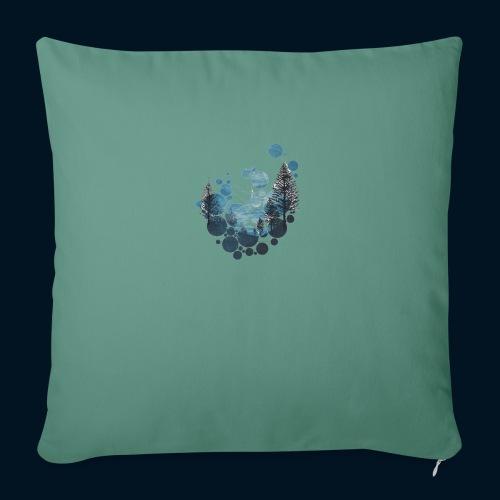 Camicia Flofames - Copricuscino per divano, 45 x 45 cm