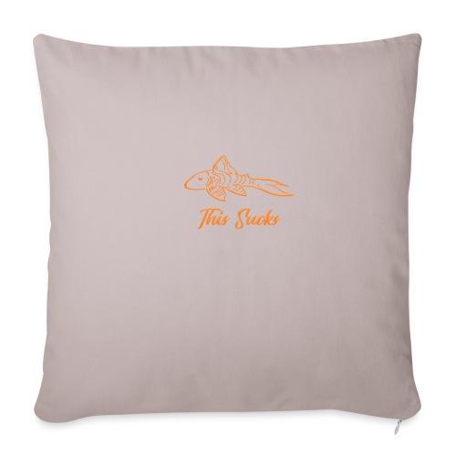 Pleco - Sofa pillowcase 17,3'' x 17,3'' (45 x 45 cm)