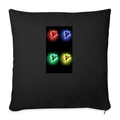 Lights - Housse de coussin décorative 45x 45cm