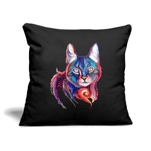 Dulce gatito - Funda de cojín, 45 x 45 cm