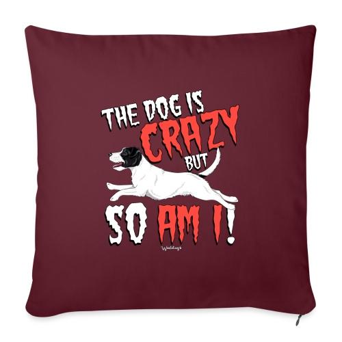 parsoncrazy3 - Sofa pillowcase 17,3'' x 17,3'' (45 x 45 cm)