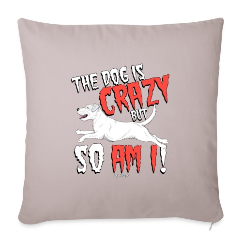 parsoncrazy4 - Sofa pillowcase 17,3'' x 17,3'' (45 x 45 cm)