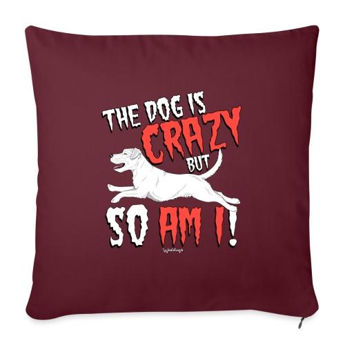 parsoncrazy4 - Sofa pillowcase 17,3'' x 17,3'' (45 x 45 cm)