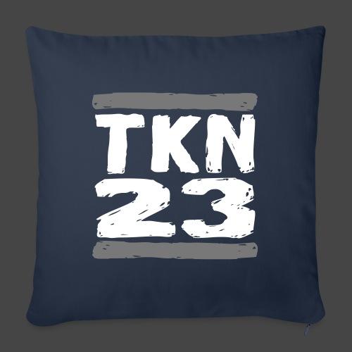 TKN 23 - Housse de coussin décorative 45x 45cm