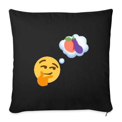 Johtaja98 Emoji - Sohvatyynyn päällinen 45 x 45 cm
