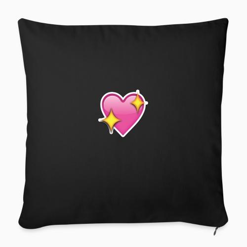 love pillow - Soffkuddsöverdrag, 45 x 45 cm