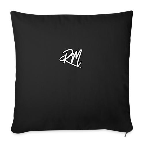 Merch Logo - Sofa pillowcase 17,3'' x 17,3'' (45 x 45 cm)