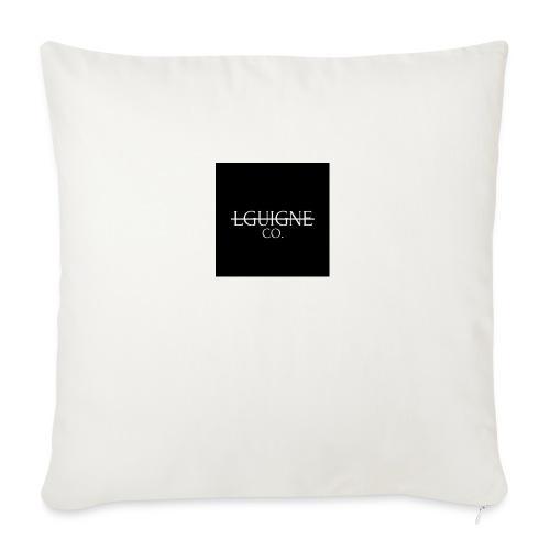 LGUIGNE - Housse de coussin décorative 45x 45cm