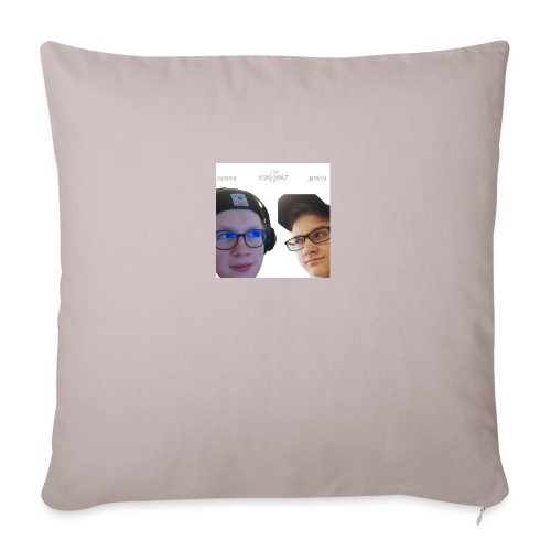 Ramppa & Jamppa - Sohvatyynyn päällinen 45 x 45 cm
