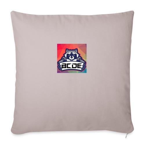 bcde_logo - Sofakissenbezug 44 x 44 cm