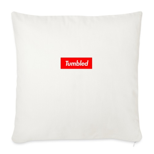 Tumbled Official - Sofa pillowcase 17,3'' x 17,3'' (45 x 45 cm)