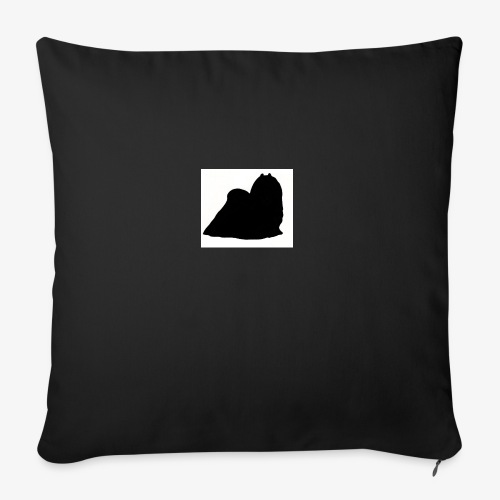 Maltese - Sofa pillowcase 17,3'' x 17,3'' (45 x 45 cm)
