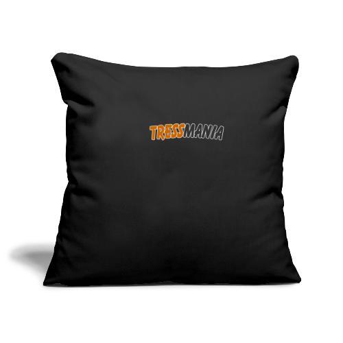 Tressmania Logo 01 - Sofa pillowcase 17,3'' x 17,3'' (45 x 45 cm)