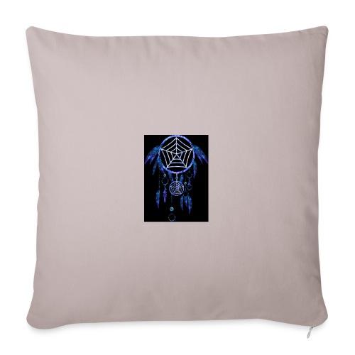 dream catcher thow pillow - Sofa pillowcase 17,3'' x 17,3'' (45 x 45 cm)