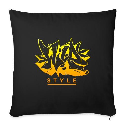 Wild Style Burner - Pudebetræk 45 x 45 cm