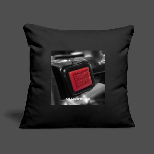 kill switch - Poszewka na poduszkę 45 x 45 cm