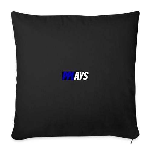 Merchandise_logo - Sofa pillowcase 17,3'' x 17,3'' (45 x 45 cm)