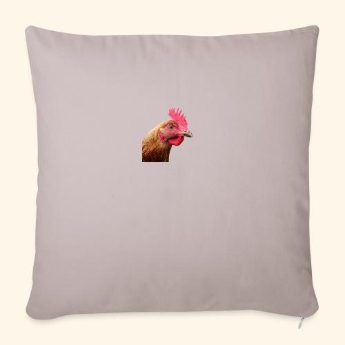 chicken PNG2159 - Sohvatyynyn päällinen 45 x 45 cm