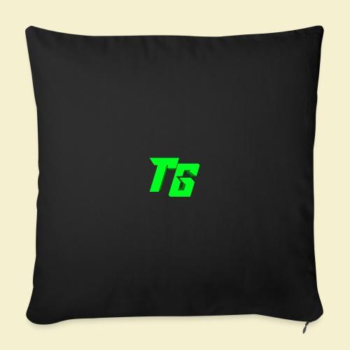 TristanGames logo merchandise - Sierkussenhoes, 45 x 45 cm