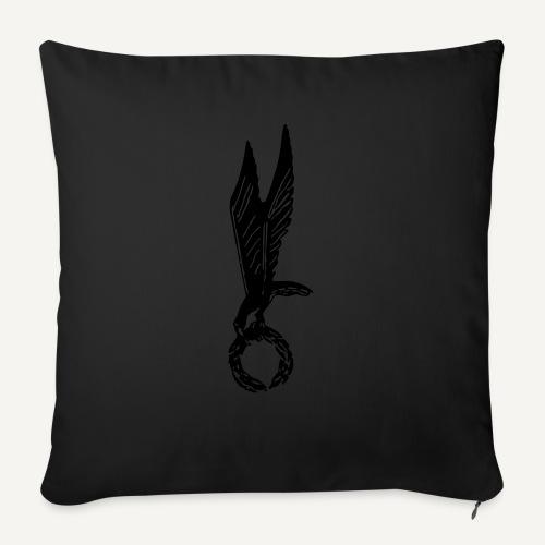 Odznaka spadochronowa - Poszewka na poduszkę 45 x 45 cm