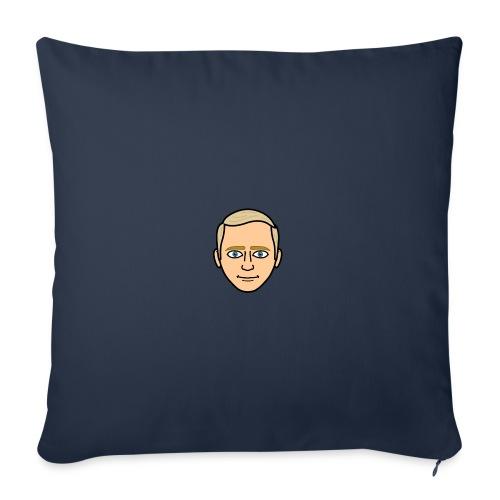 FrederikSørensen Snap Emoji - Pudebetræk 45 x 45 cm