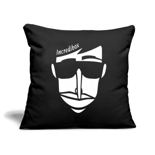 IMPRINT FACE - Sofa pillowcase 17,3'' x 17,3'' (45 x 45 cm)