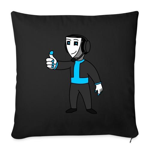 Vault-Troop Try - Sofa pillowcase 17,3'' x 17,3'' (45 x 45 cm)