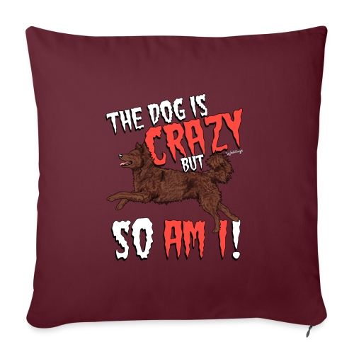mudicrazy - Sofa pillowcase 17,3'' x 17,3'' (45 x 45 cm)
