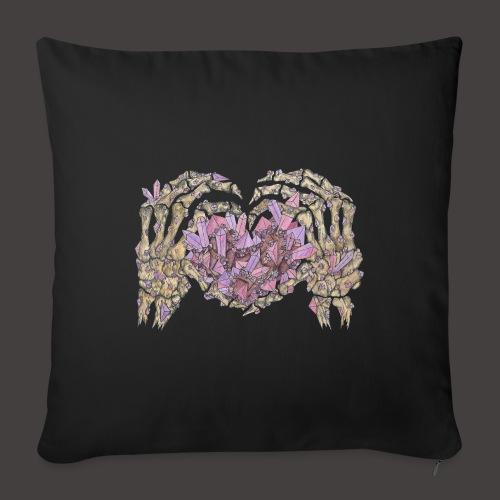 L amour Cristallin couleur - Housse de coussin décorative 45x 45cm
