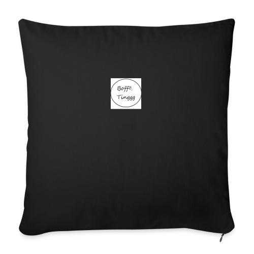 BoffTinggg - Sofa pillowcase 17,3'' x 17,3'' (45 x 45 cm)