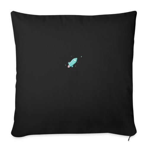 rocket - Sofa pillowcase 17,3'' x 17,3'' (45 x 45 cm)